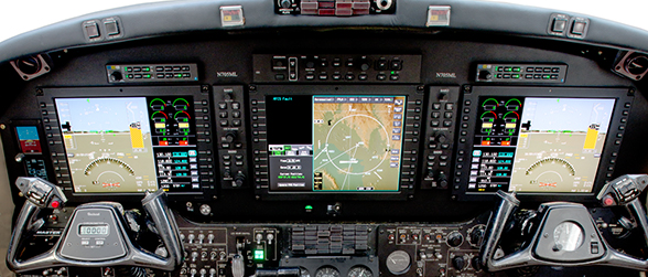 King Air - Avionics