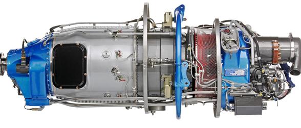 King Air - Engine