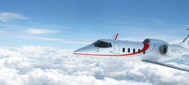 Learjet - Header